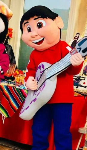 Miguel From Coco Mascot One Size