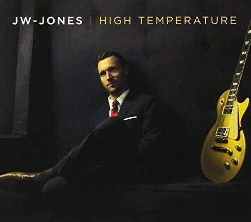 Jones Jw - Alta Temperatura Nuevo CD