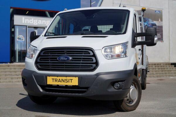 Ford Transit 470 L4 Chassis 2,0 TDCi 170 Db.Cab Trend RWD - billede 2