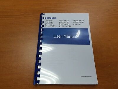 instruction manual samsung a3 2017