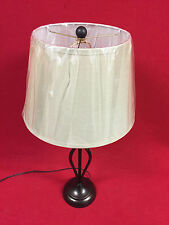 hampton bay rhodes 28 in bronze table lamp