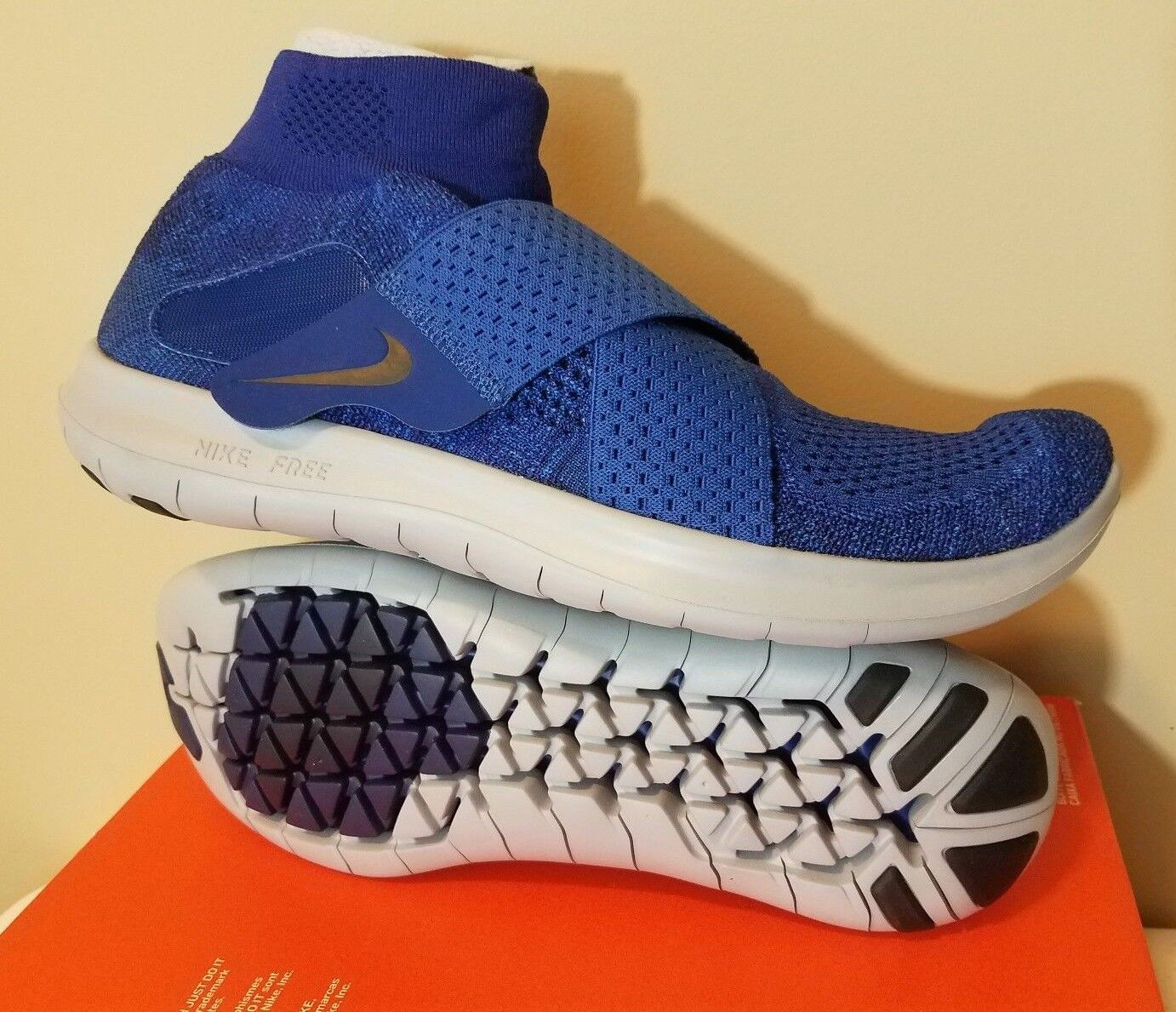 Men's NIKE Free RN Motion Flyknit 2017 Running shoes Casual  150
