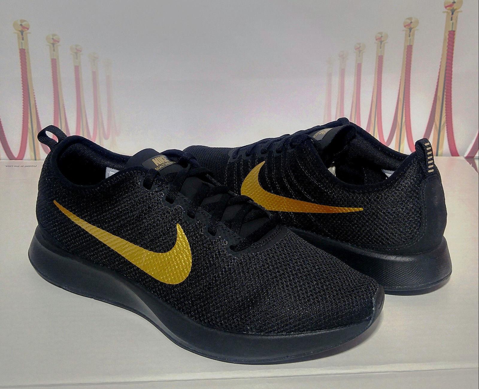 Nike dualtone racer 918227 007 scarpe da uomo più oro nuova spedizione gratuita