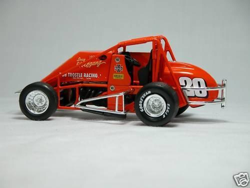 Doug Wolfgang RC2 Sprint Car -- 1 24th scale