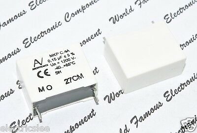 400V 5/% MKP C.4A pitch:37.5mm Capacitor 1pcs ARCOTRONICS 15uF 15µF
