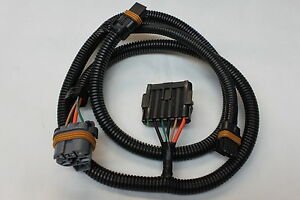 1989 camaro wiring schematic 1989 camaro wiring harness 1988-1989 camaro dual cooling fan wiring harness new *tpi ...