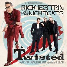 Twisted by Rick Estrin (CD, Jun-2009, Alligator Records)