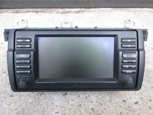 bmw e46 alpine bordmonitor navigation display monitor 16 9. Black Bedroom Furniture Sets. Home Design Ideas
