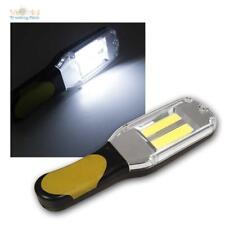 """Lampe de Travail """" Al-4300 """" 3w Cob Led 400lm,Batterie Li Ion Rechargeable Poche"""