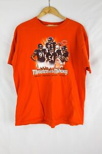 Chicago Bears Monsters Of The Midway Vintage T Shirt Mens Size Xl  eae167464