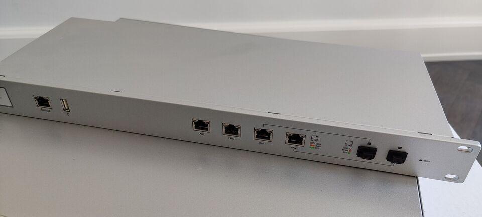 Firewall, Ubiquiti, Perfekt