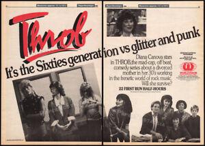 Throb Original 1986 Trade Print Ad Poster Tv Promo Diana Canova Jane Leeves Ebay Scientology and the prison of belief. ebay
