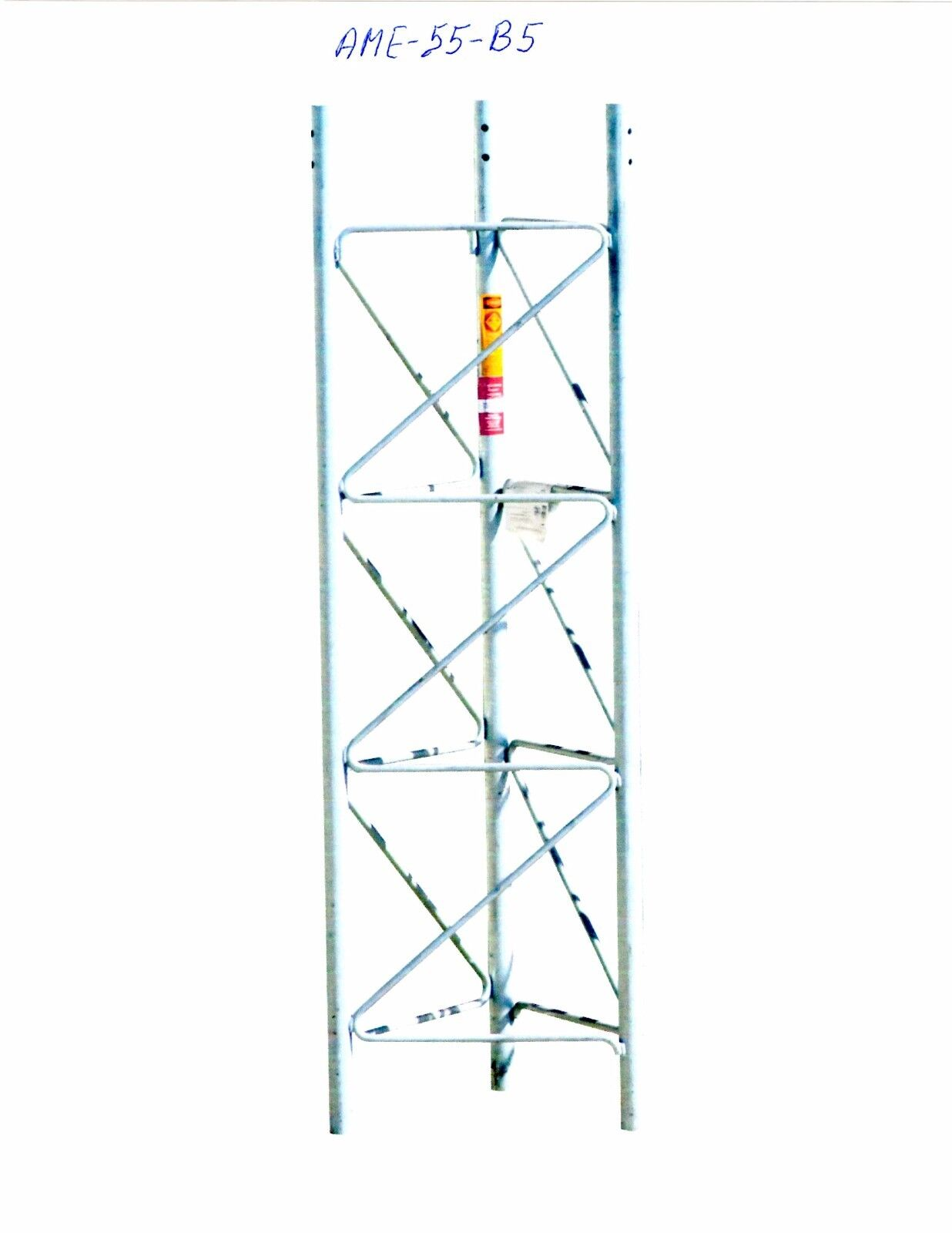 AMERICAN-AMERITE 55G, ROHN TOWER STYLE- 5 FOOT BASE, Std- NEW. Available Now for 199.00