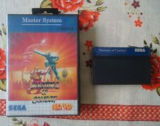 @ Masters of Combat  - Sega Master System - Tectoy Tec Toy - Brazil @