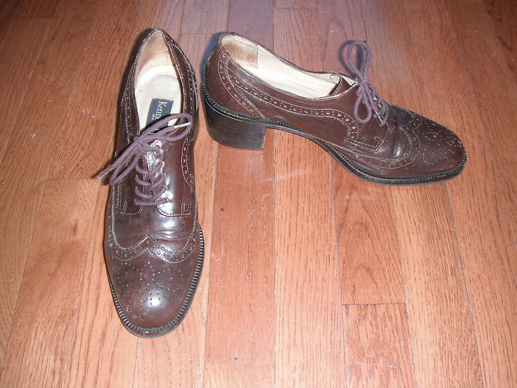 Kenneth Kenneth Kenneth Cole Para Mujer Zapatos De Cordones De Zapatos Tacones tamaño 9 M  venta con alto descuento