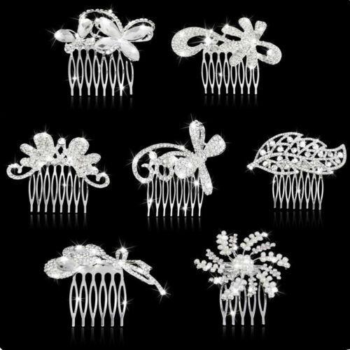 Fiore di nozze di fiore di nozze cappotto di pettine dei capelli del Tiara
