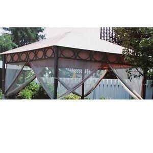 LECO-Pavilliondach-SAFARI-Dachtextil-Pavillion-Dach-ca-300-x-300cm-Ersatzdach