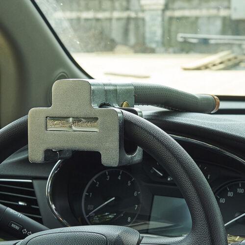 Blueshyhall AutoCar Top Mount Steering Wheel Heavy Duty Anti Theft Security Lock