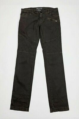 Contemplativo Gaudi Pantalone Jeans Uomo Usato Gamba Dritta W34 Tg 48 Slim Boyfriend T5485