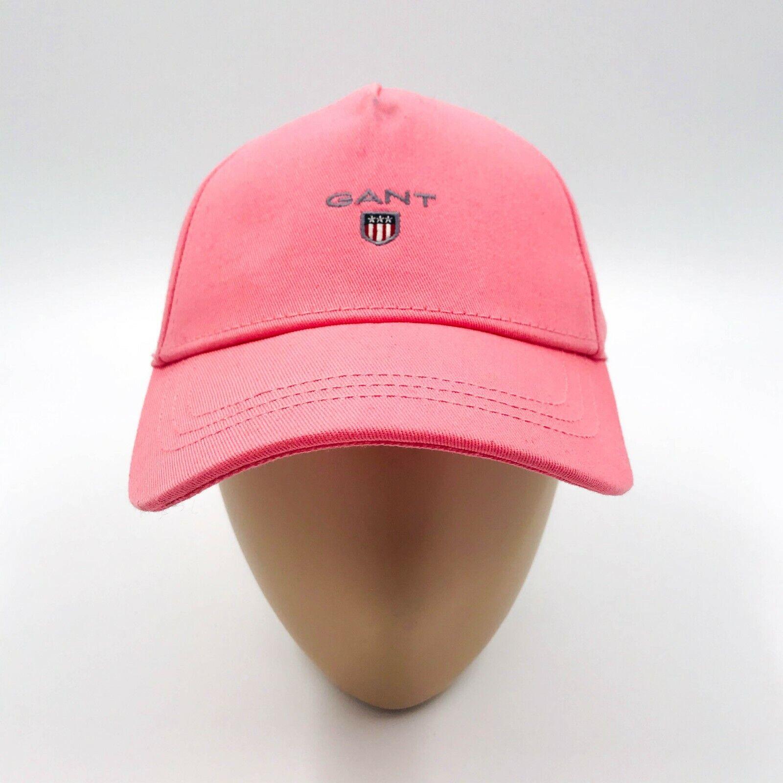 GANT Pink Original Shield Baseballmütze Cap Größe S M