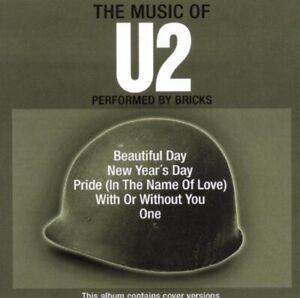 Bricks - the Music Of U2 CD #1987326