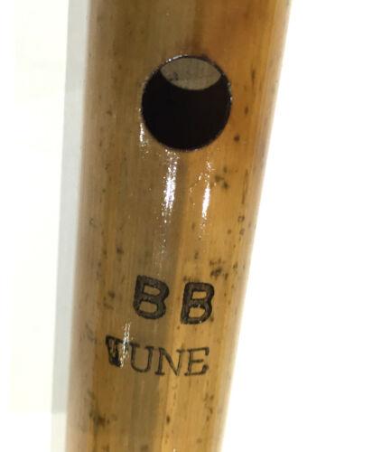 "Professional Concert Flute Scale BB 28"" Bansuri Bamboo Transverse Top Quality UK"