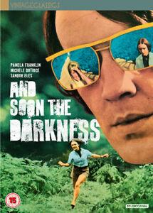 And-Soon-the-Darkness-DVD-2019-Pamela-Franklin-Fuest-DIR-cert-15-NEW