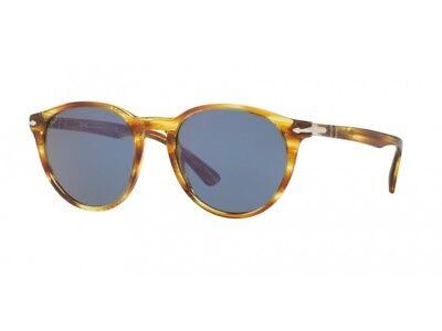 Amabile Occhiali Da Sole Persol Po3152s Marrone Giallo Blu 904356