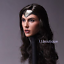 *IN STOCK*CUSTOM 1//6 Gal Gadot Female Head for Wonder Woman SUPERHERO Phicen