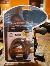 BRAND NEW Lew/'s CP1SH Classic Pro Speed Spool SLP Baitcast Fishing Reel