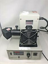 Oriel 66881 Ultraviolet Uv Lamp Cw Power Supply 68931 Working Xe Hg