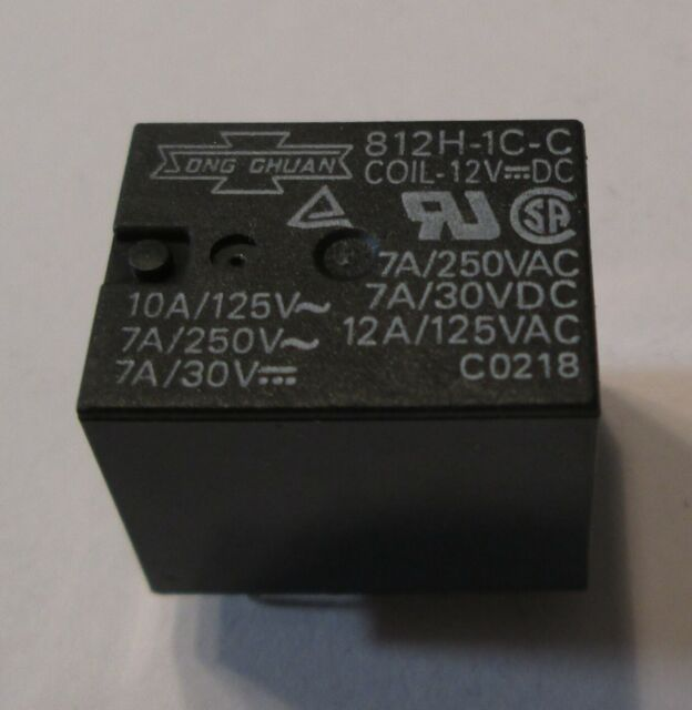 FRA2C-S2-DC24V  KFZ-Relais  FIC 24VDC  30A 1x Wechsler  362R  NEW 1 pc