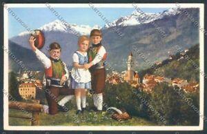 Bolzano-Merano-Costumi-cartolina-ZT9129