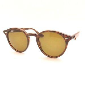 e70de4b630 Ray Ban 2180 New 51mm 710 73 Dark Havana Brown Sunglasses Authentic ...