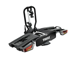 THULE 933 EasyFold XT 2 - Heckträger für 2 Fahrräder E-Bikes Fatbikes - 933100