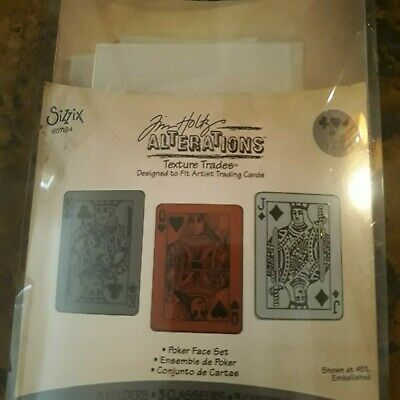 Sizzix Texture Fades Embossing Folder Globes by Tim Holtz