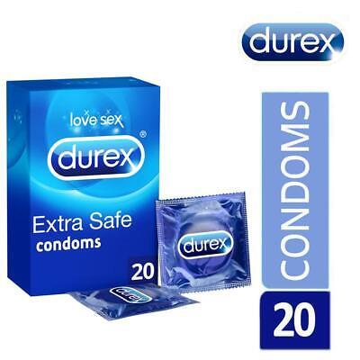 Extra Safe Condoms