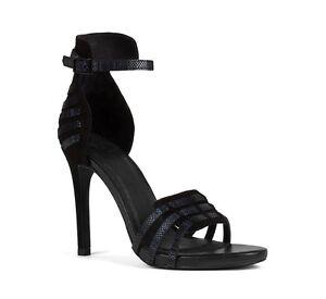 Joie Womens Melba Black/Black - Heels