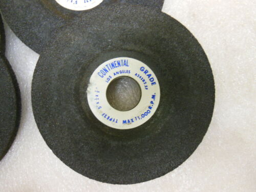 """5/"""" Grinding Wheel for Grinders Aggressive Grinding for Metal NEW 5 Pack"""
