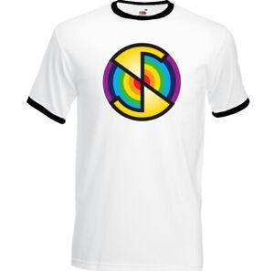 Captain-Scarlet-T-Shirt-Mens-Spectrum-Unisex-Top-Mysterons-Thunderbirds-Puppet