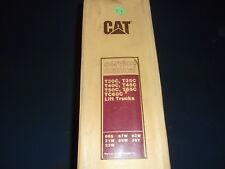 Cat Caterpillar T30c T35c T40c T45c T50c T55c Forklift Service Repair Manual