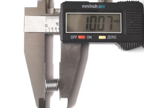 10x original Böllhoff HeliCoil Plus Gewindeeinsätze M8 x1D x1,5D x2D x2,5D