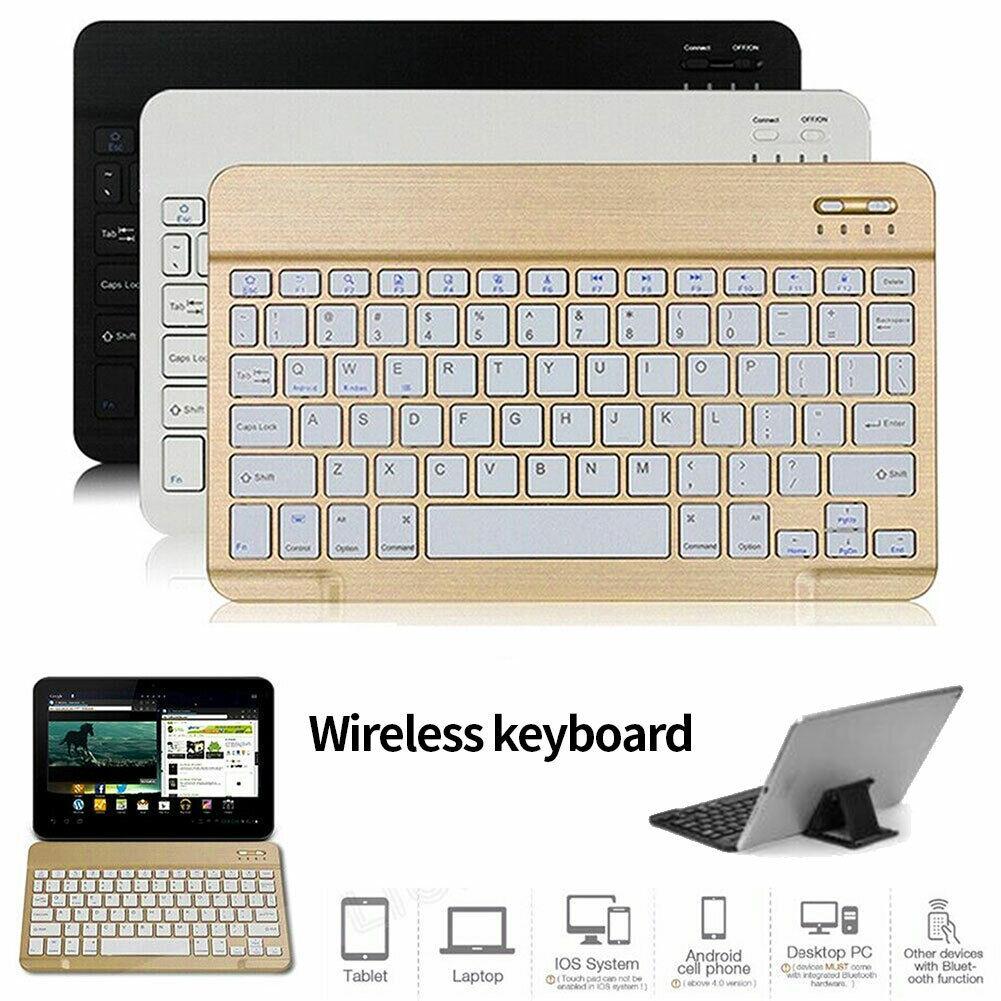 Digital Gadgets Ultra Thin Bluetooth Keyboard For Full Size Apple Ipad 2 3 4 Tab For Sale Online Ebay