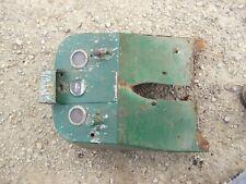 Oliver 70 Tractor Original Dash Panel With Gauge Holder Amp Battery Lid Door