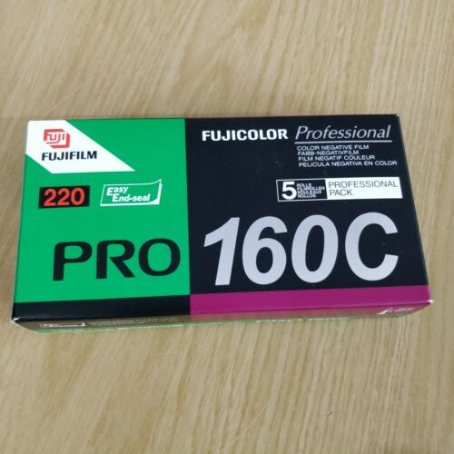 Fujifilm Fujicolor PRO 160C 220 FILM-Cool STORAGE