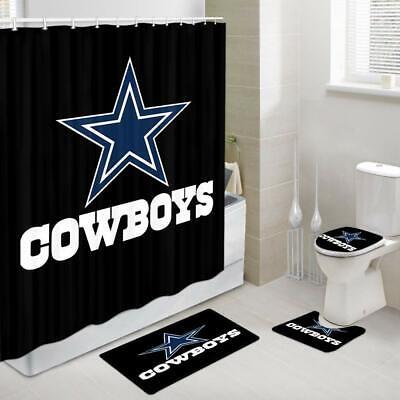 Dallas Cowboys Bath Rug