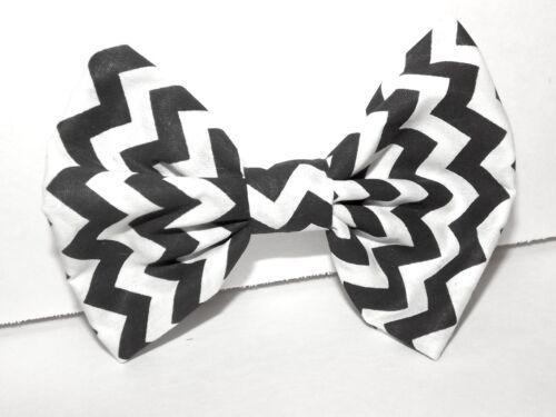 Handmade American Apparel style Hair Bow clip Aligator Clip