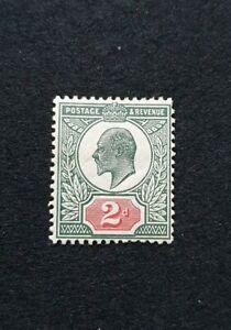 GB-KING-EDWARD-VII-SG-290-292-2D-VALUE-M-MINT