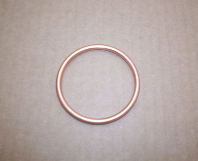 BSA BANTAM D14 B175 BIG BORE EXHAUST GASKET - STOP THOSE LEAKS! - F804
