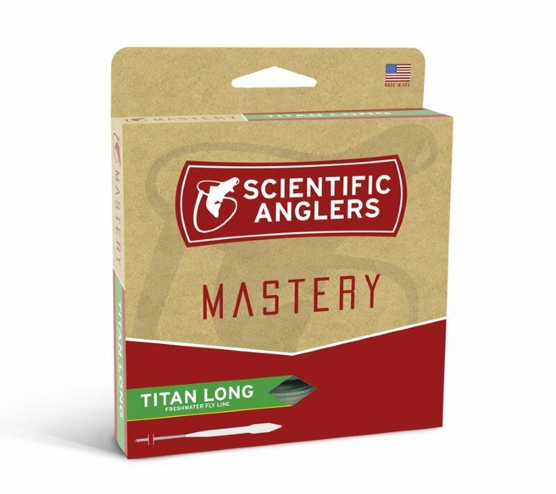 Scientific Anglers Mastery  Titan Long Fly Line - WF6F - NEW  factory direct and quick delivery
